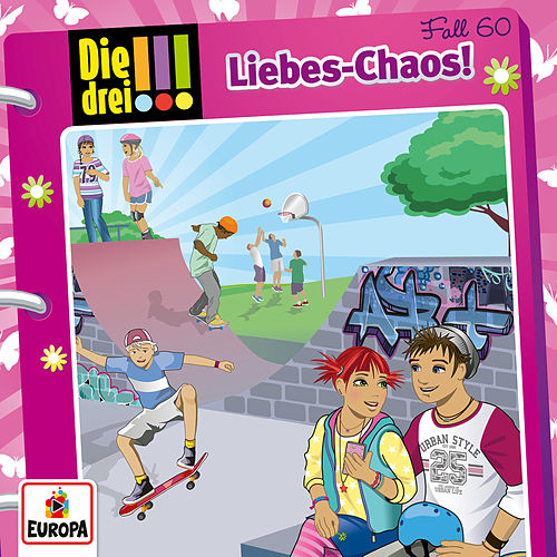 060/Liebes-Chaos von Die Drei !!!