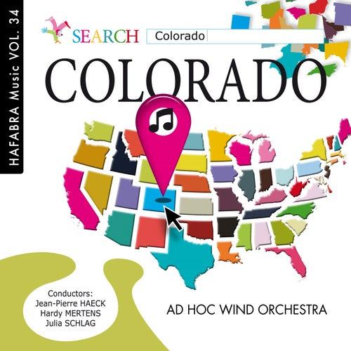 Colorado de Ad Hoc Wind Orchestra