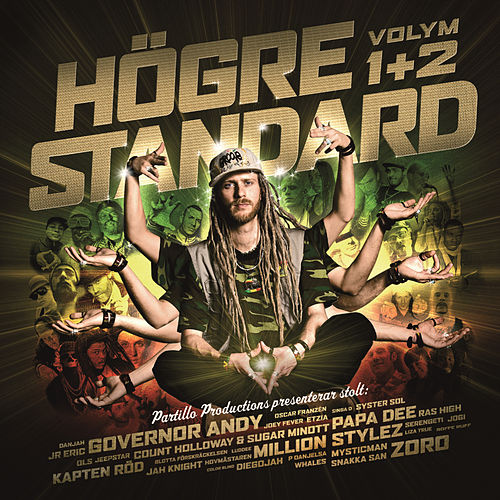 Högre Standard, Vol. 1 & 2 (Partillo Productions) by Various Artists