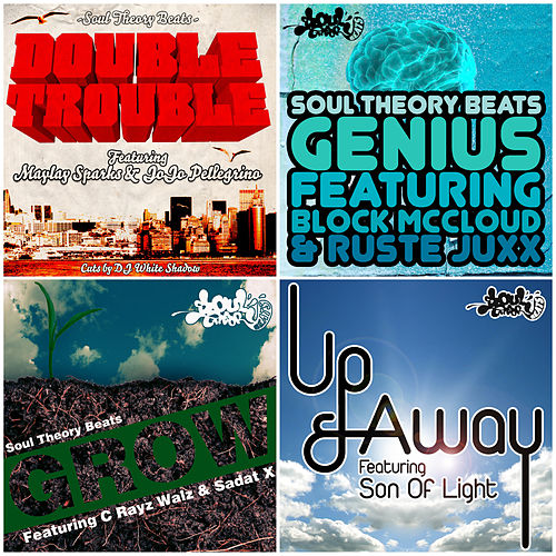 Cool Calm Collected EP von Soul Theory