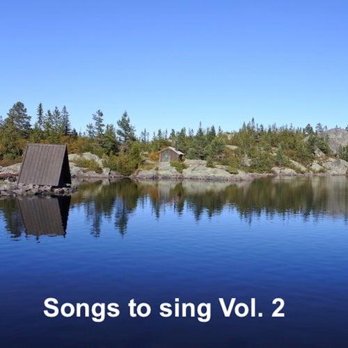 Songs to Sing Vol. 2 by Johan Muren