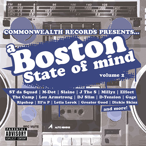A Boston State of Mind V.2 de Various Artists