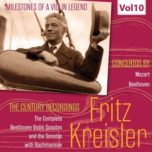 Milestones of a Violin Legend: Fritz Kreisler, Vol. 10 de Fritz Kreisler