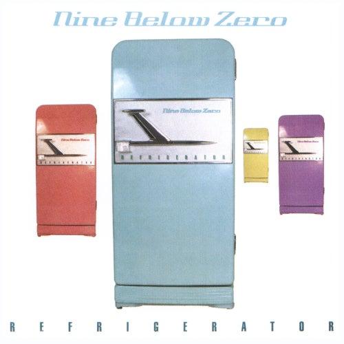 Refrigerator de Nine Below Zero