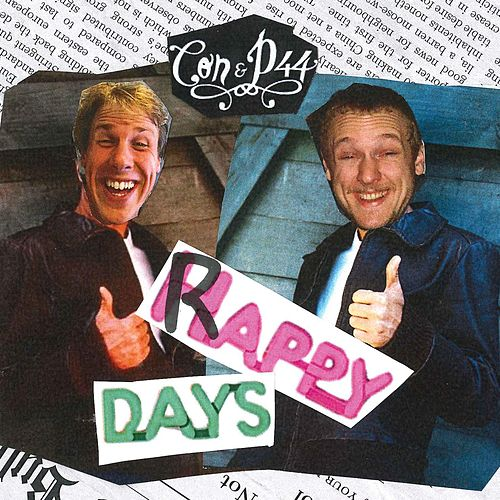 Rappy Days by Con