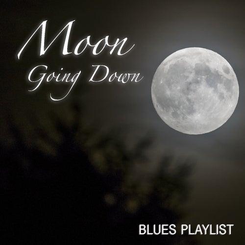 Moon Going Down Blues Playlist de Various Artists