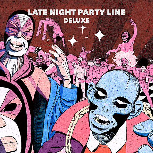 Late Night Party Line (Deluxe) von PBR Street Gang