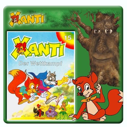Folge 15: Der Wettkampf de Xanti