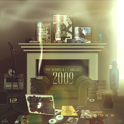 2009 by Wiz Khalifa