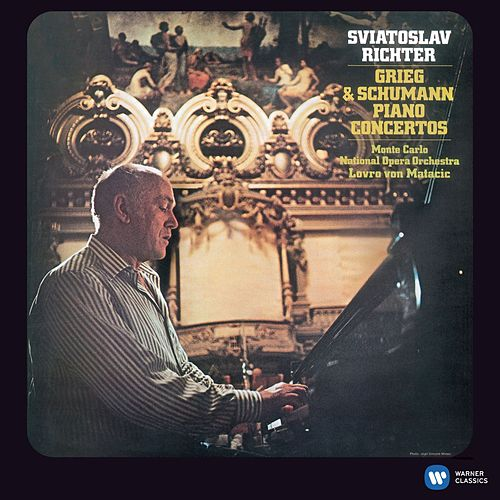 Grieg & Schumann: Piano Concertos (2011 Remastered Version) de Sviatoslav Richter