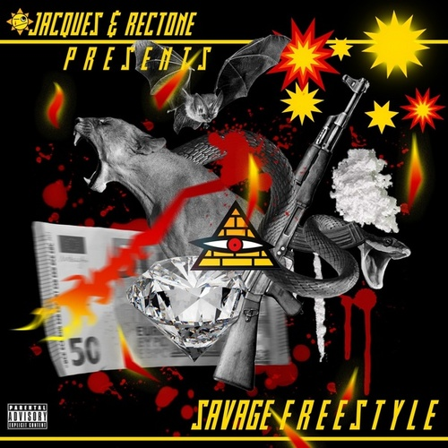 Savage Freestyle de T.D.B