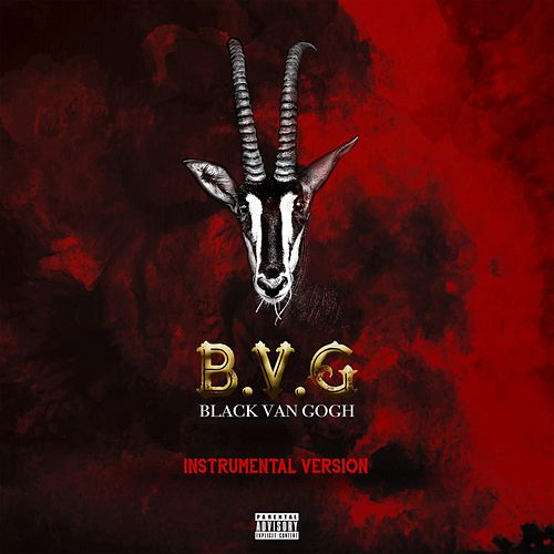 Black Van Gogh (Instrumental Version) von Dj Puto X