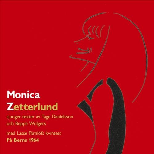 Monica Zetterlund På Berns 1964 by Monica Zetterlund