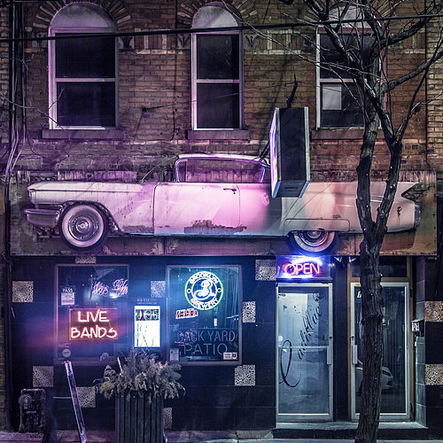 City Night Beat Sessions, Vol. 1 by Jimmy Ledrac