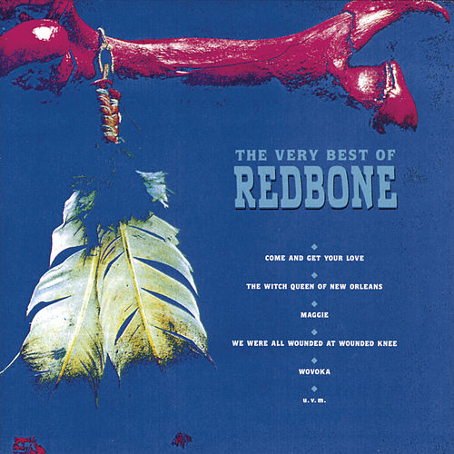 The Very Best of Redbone by Redbone