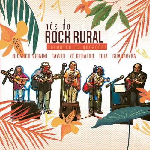 Nós do Rock Rural 'Encontro de Gerações' Ao Vivo de Various Artists