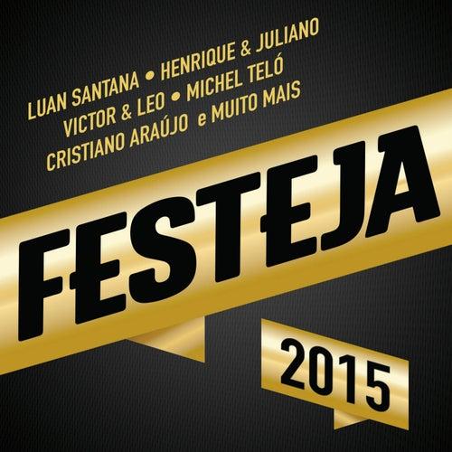 Festeja 2015 (ao Vivo) von Various Artists