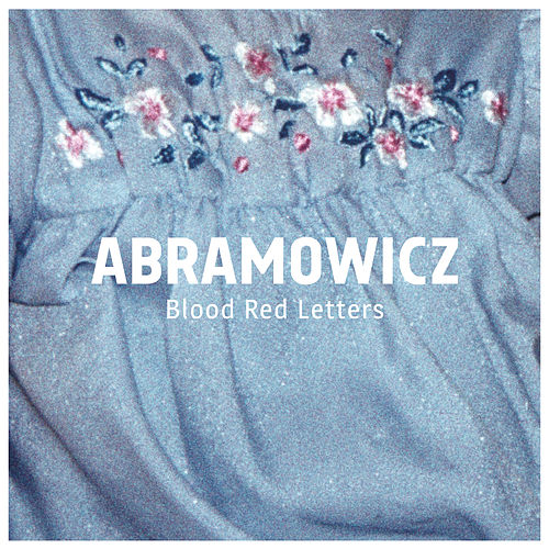Blood Red Letters by Abramowicz