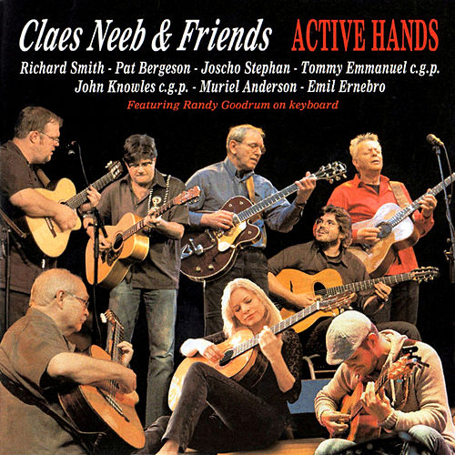 Active Hands by Claes Neeb