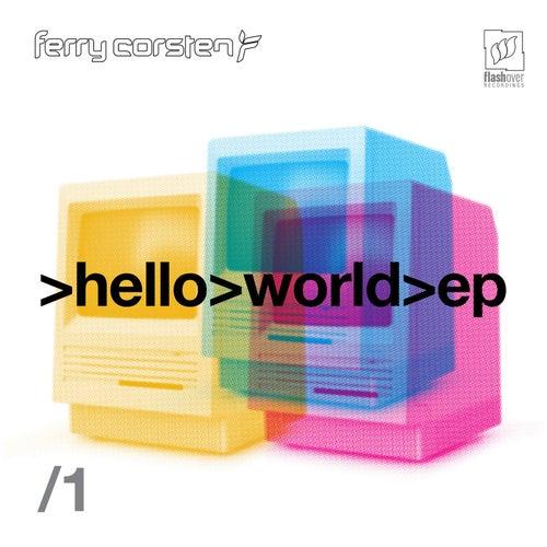 Hello World - EP by Ferry Corsten