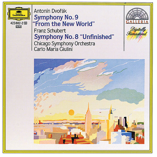 Dvorak: Symphony No.9 'From The New World' / Schubert: Symphony No. 8 'Unfinished' de Chicago Symphony Orchestra