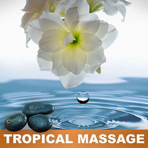 Tropical Massage – Sounds of Nature to Wellness, SPA, New Age Relaxation Music, Nature Sounds and Spa Dreams, Relaxation Music, Zen Music de Massage Tribe