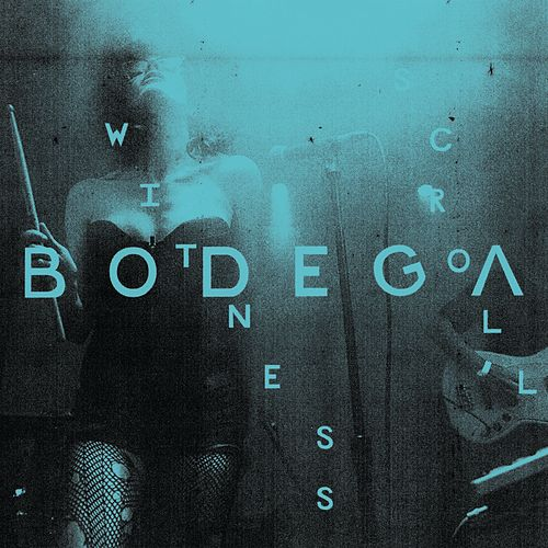 Witness Scroll by Bodega