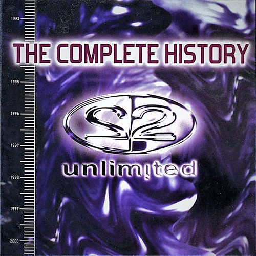 The Complete History by 2 Unlimited