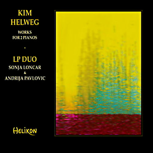 Kim Helweg, Works for 2 Pianos by LP Duo