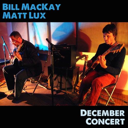 December Concert by Bill Mackay