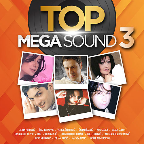 Top Mega Sound Vol. 3 de Various Artists