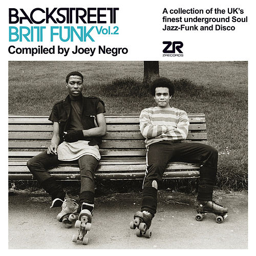 Backstreet Brit Funk Vol.2 compiled by Joey Negro von Various Artists