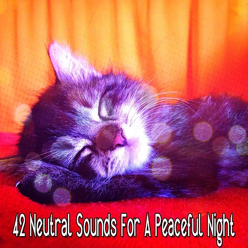 42 Neutral Sounds For A Peaceful Night von Rockabye Lullaby