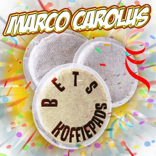 Bets Koffiepads van Marco Carolus