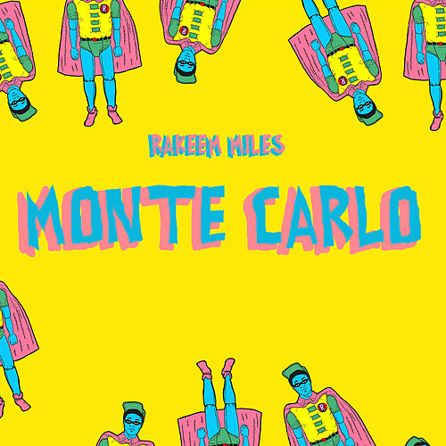Monte Carlo (feat. Lifestream) by Rakeem Miles