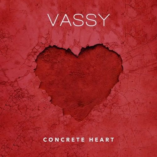 Concrete Heart by VASSY