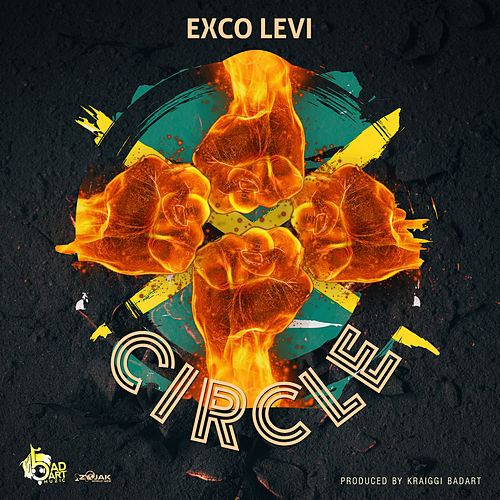 KraiGGi BaDArT presents Exco Levi - Circle - Single by KraiGGi BaDArT