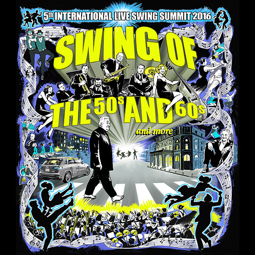 Swing of the 50s and 60s von Paolo Tomelleri Big Band