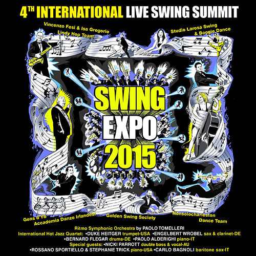 Swing Expo 2015 by Paolo Tomelleri Big Band