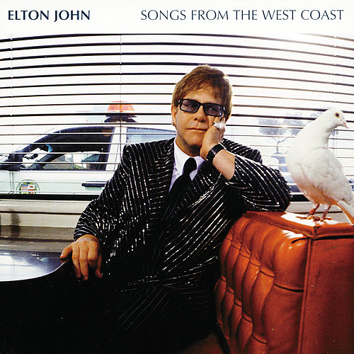 Songs From The West Coast (Expanded Edition) by Elton John