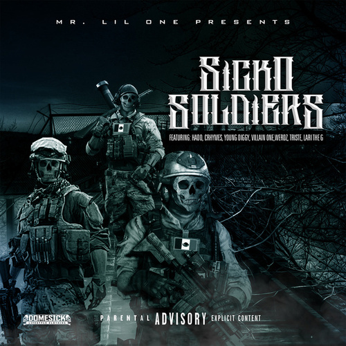 Mr. Lil One Presents Sicko Soldiers by Various Artists