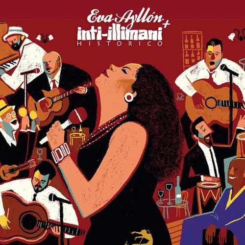 Eva Ayllón + Inti Illimani Histórico (En Vivo) de Eva Ayllón