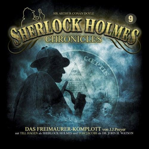Folge 9: Das Freimaurer-Komplott von Sherlock Holmes Chronicles
