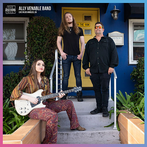Jam In The Van - Ally Venable Band (Live Session) by Ally Venable Band