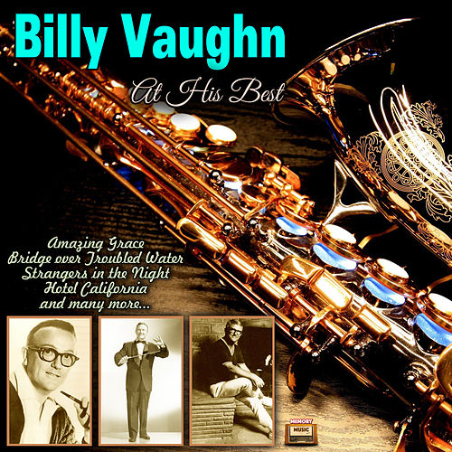 At His Best by Billy Vaughn