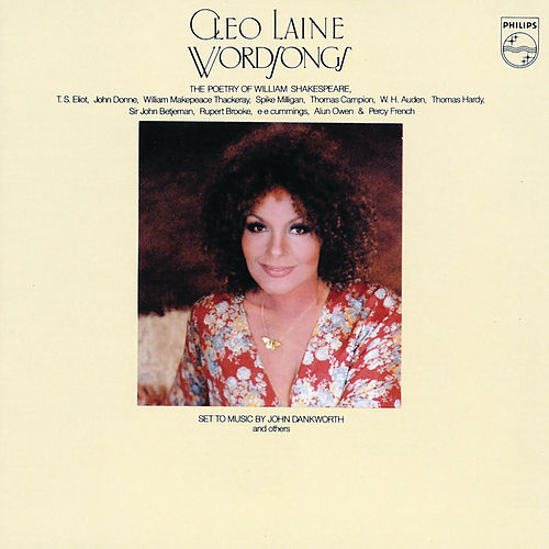 Wordsongs by Cleo Laine