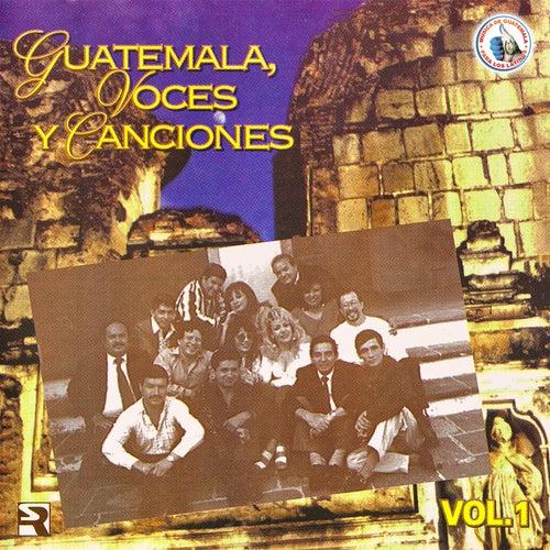 Guatemala, Voces y Canciones Vol. 1. Música de Guatemala para los Latinos de Various Artists