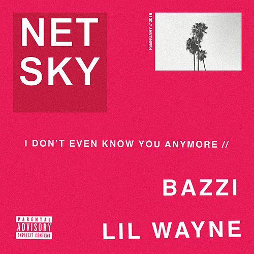 I Don't Even Know You Anymore di Netsky