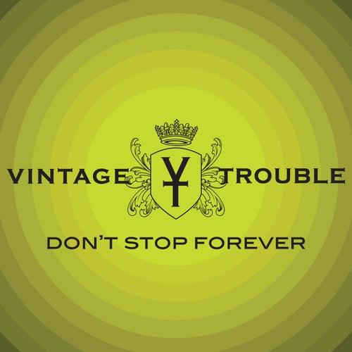 Don't Stop Forever de Vintage Trouble