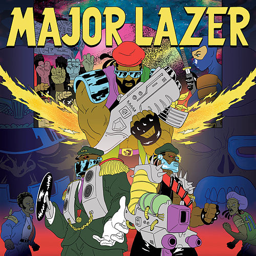 Free The Universe (Extended Version) von Major Lazer